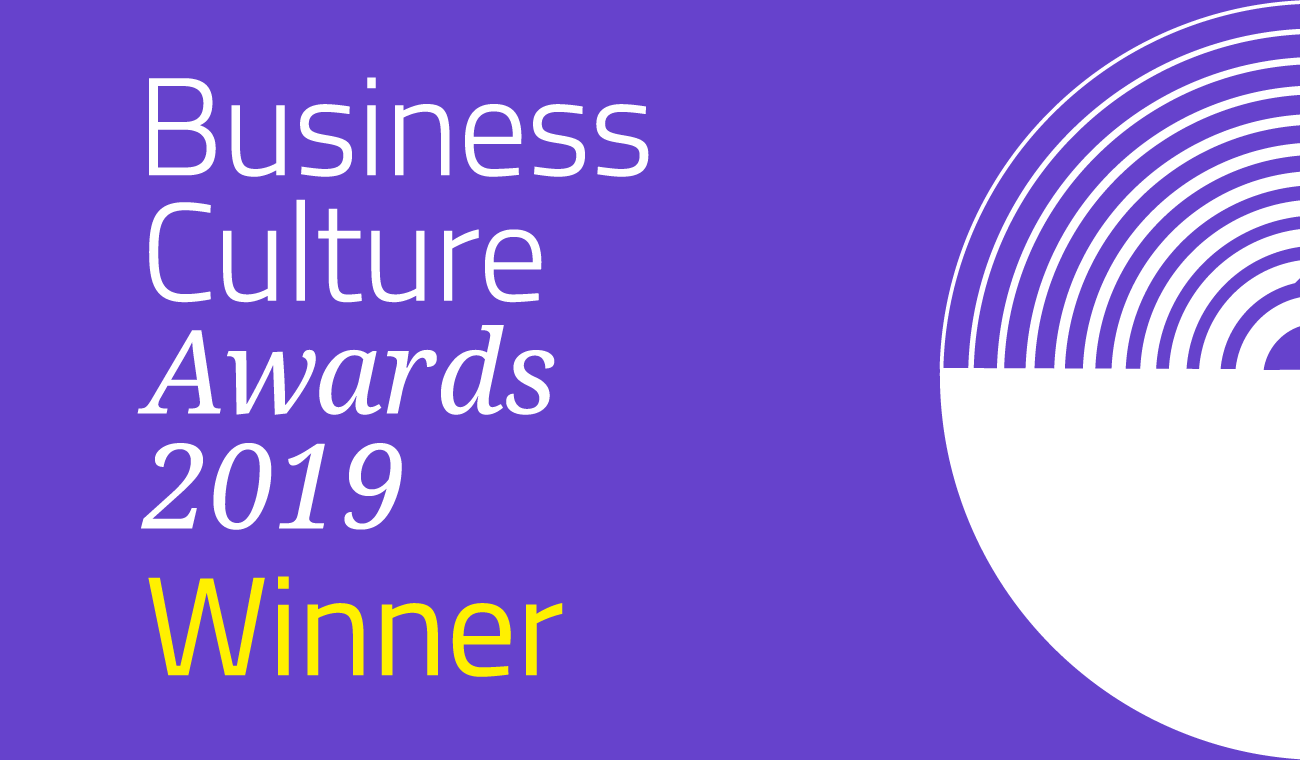 Business Culture Awards Winner 2019
