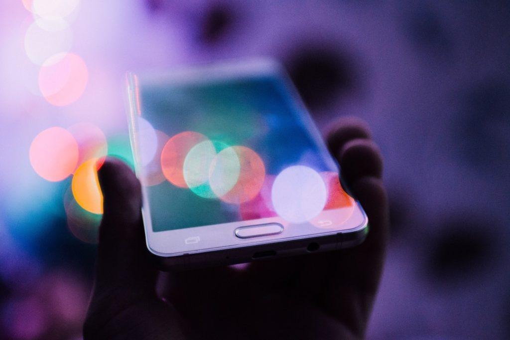 digital mobile phone