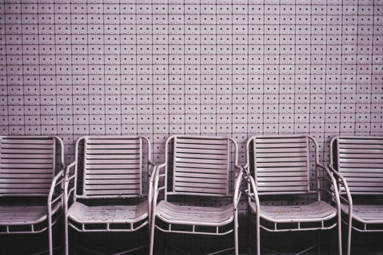 Image of empty chairs